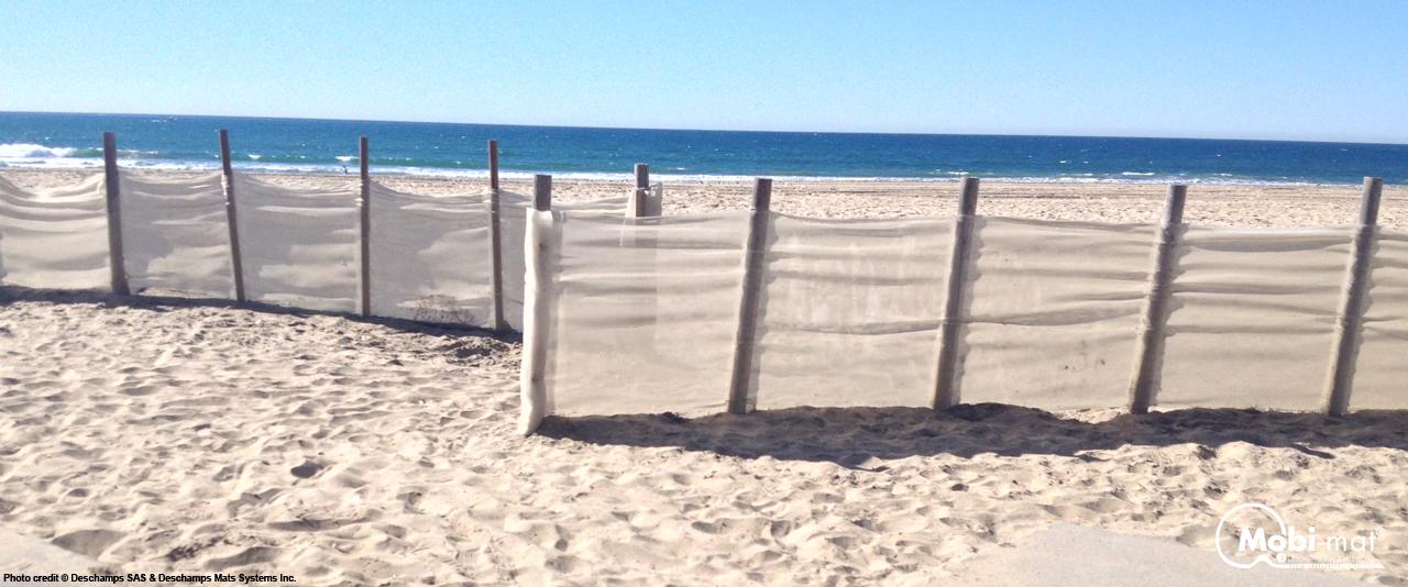 Mobi-Mat® Recpath rollout ADA Beach Access Mat